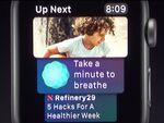watchOS 4、パーソナライズ機能強化で究極の運動サポートデバイスに