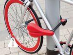 NY発! 自転車のサドルがキーロックに変形する「Seatylock」