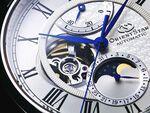 19万円以下の機械式月齢時計「オリエントスター メカニカルムーンフェイズ」