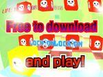 ストレス解消に最適、Android向け無料VRゲームアプリ「CubeCrush」