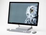 Surface Studio 試用レポート 画面を倒してペンで書く新世代の一体型PCなのである