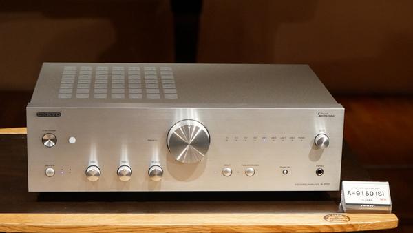 ステレオプリメインアンプ「A-9150」