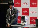AI×ロボ、機械翻訳、シェアリング 富士通が進めるスタートアップ共創