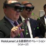 KPMGコンサルティング「Microsoft HoloLens導入支援サービス」開始