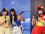 最新チェキに虹コンファミリーが大興奮!ASCIIアイドル倶楽部 定期公演