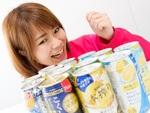 缶チューハイ13種を飲み比べた!氷結、-196℃、タカラ…味が全然違う!!
