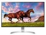 LG、同社初のHDR対応4K表示31.5型ディスプレー「32UD99-W」