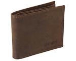 アンティーク風味の革財布 ヒミツはオイルにあり