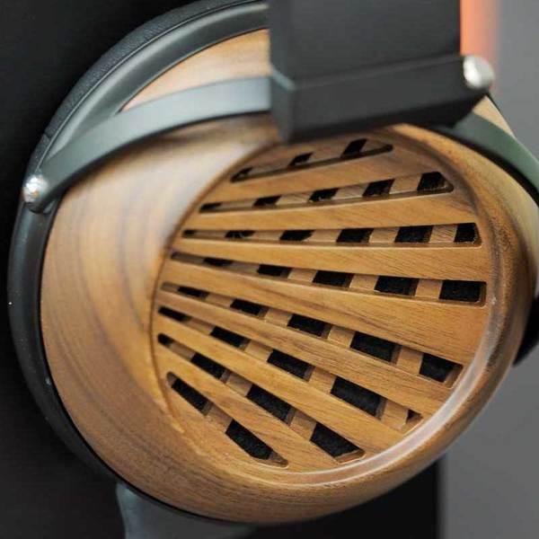 かっこいい!フォステクスの削り出し木製オープンヘッドフォン【更新】