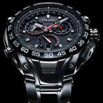エプソンの新腕時計ブランドは多針GPSソーラーウオッチ「TRUME」