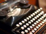 タイプライターはオシャレなアイテムだという風潮