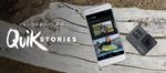 GoPro、シェアしたくなる動画を簡単に作れる新機能「QuikStories」