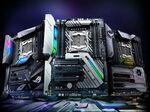 VROCやM.2など高速インターフェースに力を入れるASUSのX299マザー