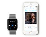 ハイレゾ再生アプリNePLAYERがApple Watchで操作可能に