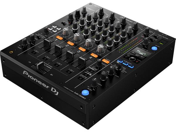 Pioneer DJ、プロ機材を踏襲したDJミキサー