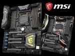ビジュアル演出やM.2関連機能がさらに進化したMSIのX299マザー