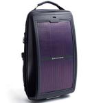 「太陽」が電力源だとォーッ!! ソーラーパネル付きバックパック