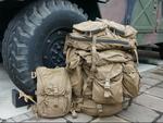 米海兵隊の巨大バックパックを買いました