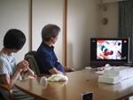 iPhoneで撮った動画を実家のテレビに送る「まごチャンネル」が面白い