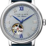 シチズン、3万円台前半で買える機械式時計「クラブ・ラ・メール」新作を発表