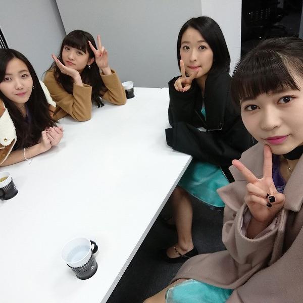 新譜発売間近の東京女子流をスーパースローで撮ってみた