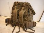 米海兵隊のバックパックのメインパックを組んでみました