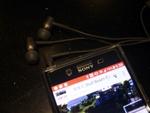 音楽再生もかなりハイクオリティーなXperia XZ Premiumに大満足