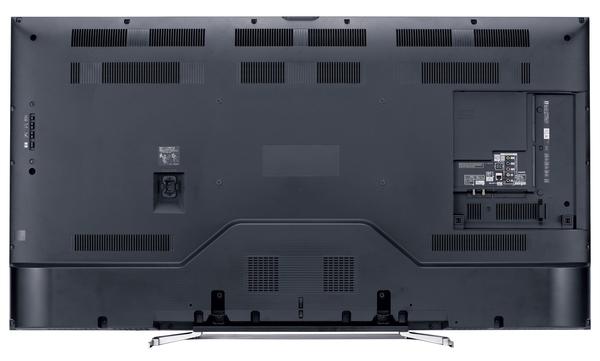 EX850の背面