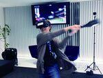VRプラットフォームに「VR Dream Match - Baseball」が導入