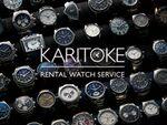 高級腕時計を月額レンタルできる「KARITOKE」大阪心斎橋にオープン