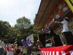 リアル「スプラトゥーン」で出演者・観客が濡れまくり!  「ニコニコ町会議 in 広島熊野」ほぼ完全レポ