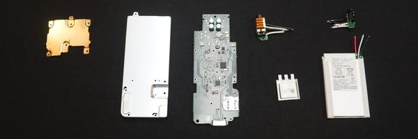 NW-ZX300の高音質パーツ