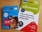 ドイツはプリペイドSIMの販売規制が開始 SIMフリースマホユーザーは注意