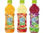 国産果汁エキス入り新「Qoo」