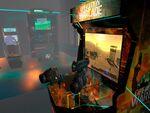 ゲームセンターの雰囲気をVRで! 「Operation Warcade VR」