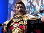東京ゲームショウで松平健が人生初のコスプレ「重厚感あっていい」