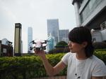 池澤あやかの自由研究:中国でドローン飛ばしてみた