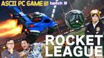 車のどこかに当たってくれ! 車+サッカーの人気ゲーム『Rocket League』実況