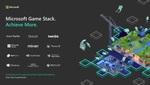 ゲーム開発者のためのサービスを統合した「Microsoft Game Stack」発表