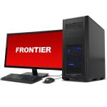 FRONTIER、第8世代CPUインテルCore i7-8700K搭載のハイエンドPCを発売
