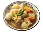 丸亀製麺「ごろごろ野菜の揚げだしうどん」