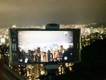 Xperia XZ Premiumで香港の100万ドルの夜景を撮影する!