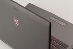 キーボードが赤く輝く! GeForce 1050 Ti搭載のMSI製ゲーミングノートPC「GV62」