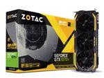 GeForce GTX 1070 Ti搭載、ZOTACグラボ3製品登場