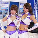 東京モーターショーの清楚美人コンパニオンにエンカウント