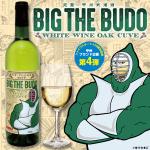 ビッグ・ザ・武道×山梨のブドウ 完璧ワイン