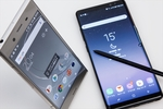 「Xperia XZ1」「Galaxy Note8」 高性能Androidスマホどっちが買い?