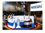 ネスレ日本など、原宿でロボットカフェをオープン