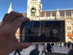 Xperia XZ Premiumでビールの街ミュンヘンを撮影する!