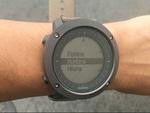 ミリタリースペックな時計「ALPHA」のネット連携が凄いです